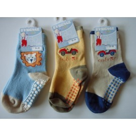 3 pár tappancsos zokni AKCIÓ