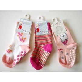 Tappancsos zokni lány