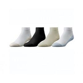 Egyszínű női zokni