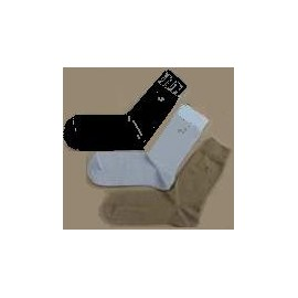 Ezüstszálas zokni normál